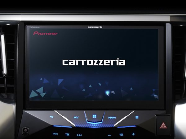 Carrozzeria(カロッツェリア)カーナビ